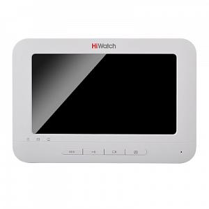 Монитор видеодомофона Hiwatch DS-DM223