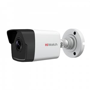 Цилиндрическая IP видеокамера HiWatch DS-I41K