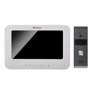 Комплект видеодомофона HiWatch DS-D100K